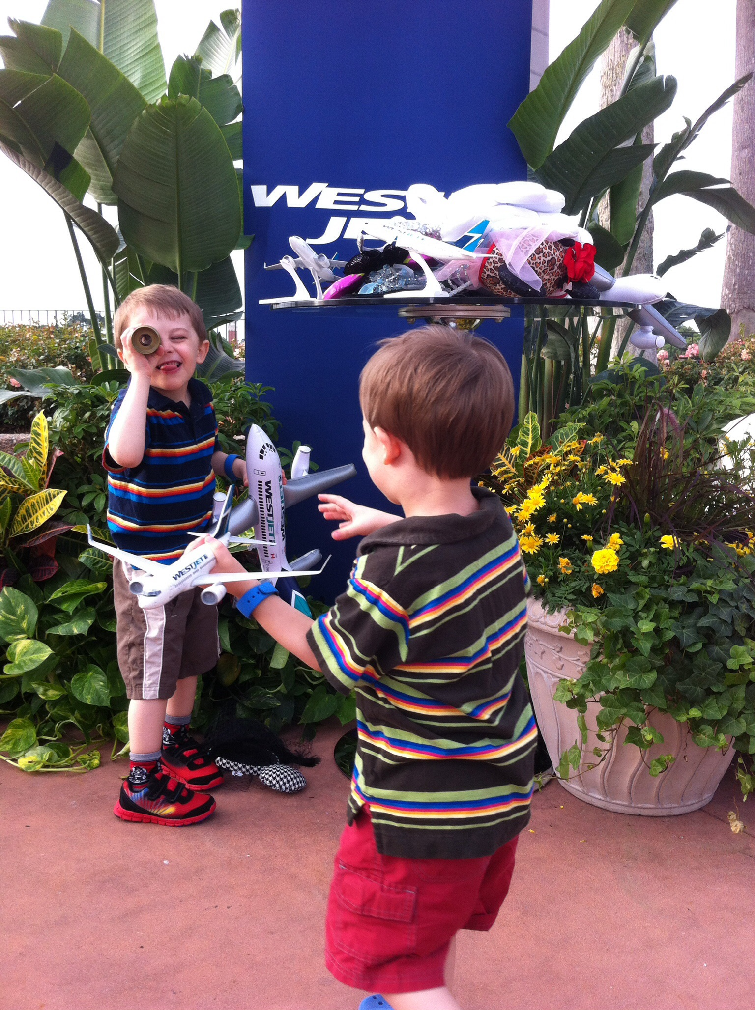 Image Westjet Festival Contest