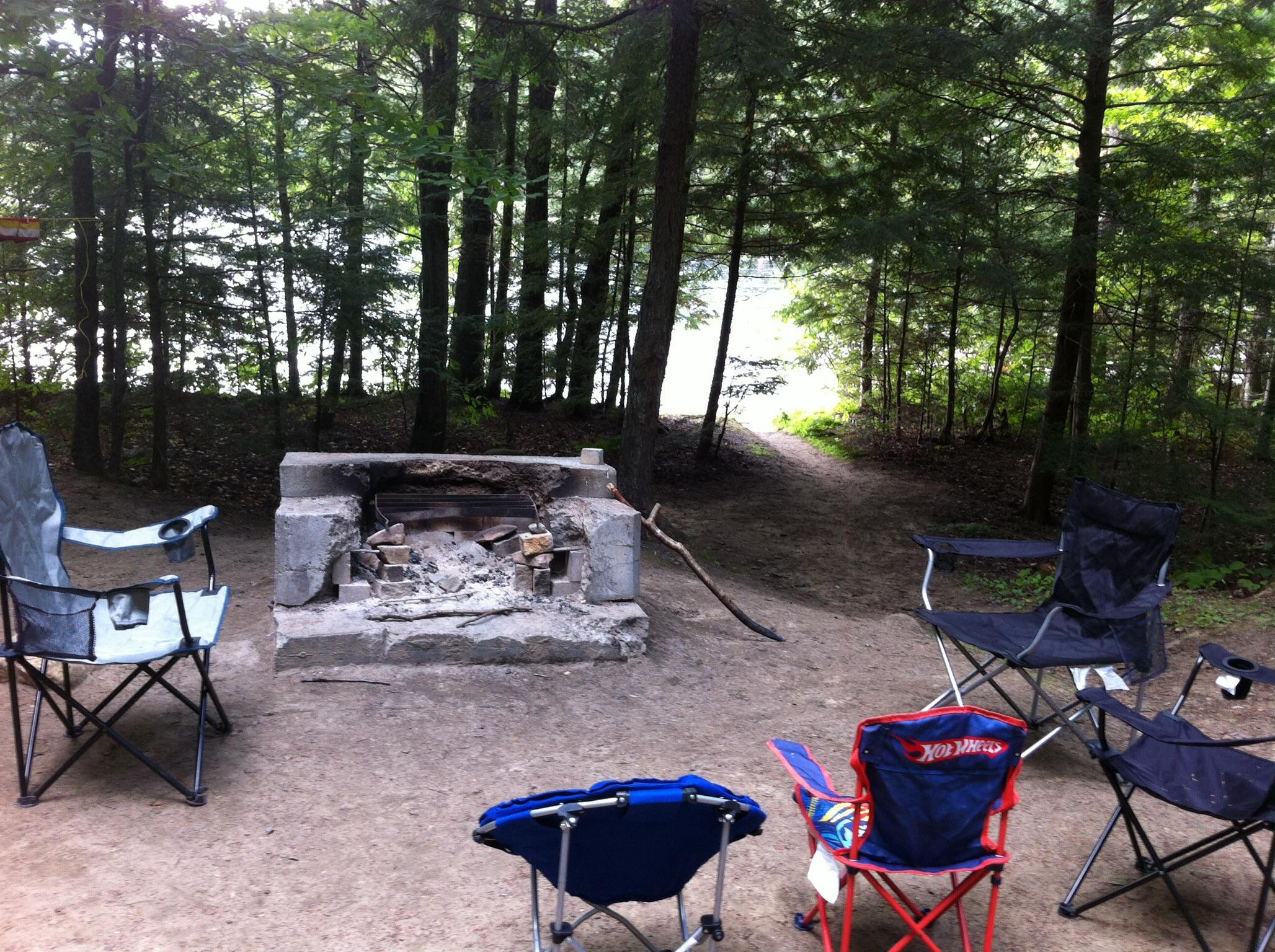 camping in the adirondacks u2013 a sweeter side