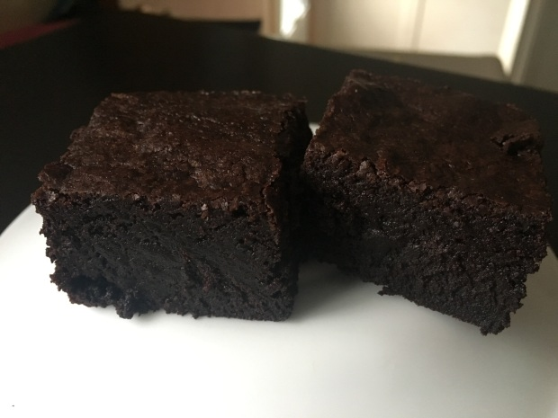 Rich Cocoa Brownies (Gluten-free))